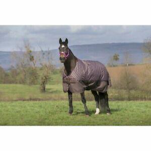 BNWT Equestrian Horse Equi-Theme Lightweight Polka Dot Turnout Rug 600D