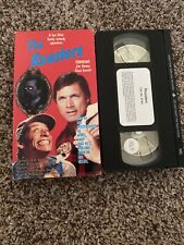 The Rousters VHS RARE OOP JIM VARNEY CHAD EVERETT