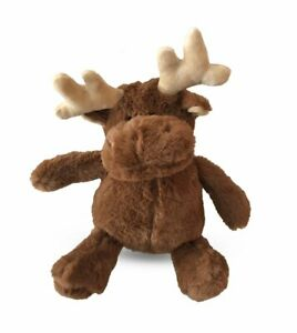 My BFF Plush Squeaker Toy (Moose Brown)