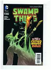 DC Comics New 52 Swamp Thing #24 NM Dec 2013