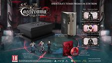 Castlevania: Lords of Shadow 2 Dracula's Tomb Premium Edition PS3  RARA