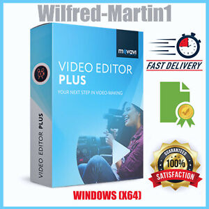 Movavi Video Editor Plus 2021 (X64 Bit)⭐️ Lifetime Licence ✅ FAST Delivery✅