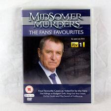 Midsomer Murders - I Tifosi' Preferiti - DVD X 4