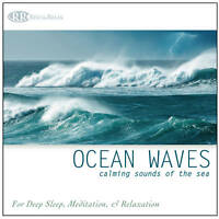 Sleep Sounds of Ocean Waves: Ocean Sound CD for Relaxation and Meditation NEW CD
