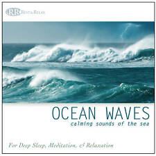 Sounds of the Ocean / Relaxing OCEAN WAVES - No Music just Ocean Sounds. NEW CD!