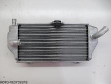13 YZ250F YZF250  Left Radiator  #NEW-8145
