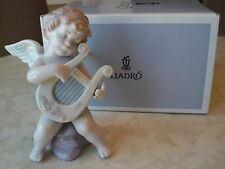 Lladro Angel Adiago Angelical NIB Retired Rare Vintage