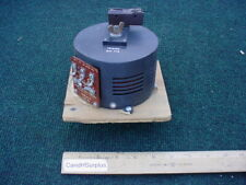 Variac M5 400 cycle variable transformer 120 volts 6 amps
