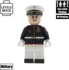 **NEW** LYL BRICK Custom WW2 USMC Lego Minifigure