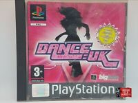 Dance UK PlayStation 1 Game - Includes Manual (Pal)