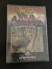 "Marty Stouffer's Wild America Specials DVD: ""Our Favorite Animals"" Brand New"