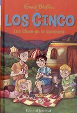 Los Cinco En La Caravana by Enid Blyton (Hardback, 2015)