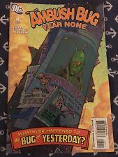 Ambush Bug: Year None #4 (2008) DC Comics