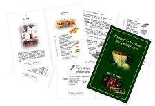 Cookbook Sale - Hungarian Heritage Recipe Library by Helen M Radics