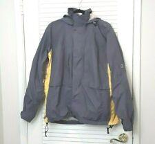 Burton Snowboard Skiing Woman's Jacket Hooded Winter Coat Size L