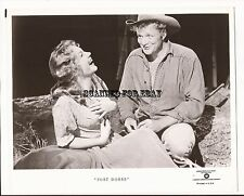 FORT DOBBS Press Photo/Movie Still - Brian Keith and Virginia Mayo