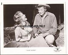 FORT DOBBS Press Photo/Movie Still - Brian Keith and Virginia Mayo
