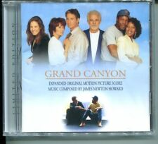 James Newton Howard GRAND CANYON Limited Edition OOP EXPANDED Soundtrack SEALED