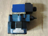 Bespoke Solenoid-Operated Pressure Relief Valve - Vickers/Rexroth