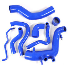 SILICONE ENGINE COOLING RADIATOR RAD HOSE PIPE KIT FOR VW GOLF MK4 BEETLE 1.8T