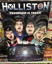Holliston Friendship is Tragic Variant Comic! Source Point Press NM Adam Green!!