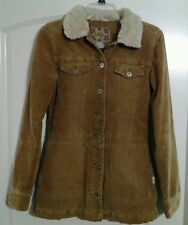 Girls/Juniors Hollister Brown Button Up Stylish Jacket Size XS/S- Small EUC