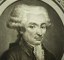 Charles Hernoux Saint-Jean-de-Losne député du Tiers-état c1790 Louis-Jean ALLAIS