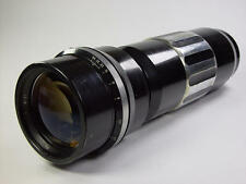 Lens INDUSTAR 37 4.5/300 from big format. Adapted to M42. Infinity. Very good.