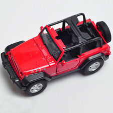 Jeep Wrangler Rubicon 1:32 Alloy Diecast Car Model Toy Vehicles Kids Boys Gift