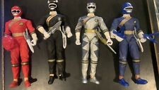 Power Rangers WILD FORCE 12 inch Figures + Original Accessories and Weapons