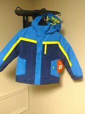 ATHLETECH Blue /Navy Winter Jacket Coat XS 4/5