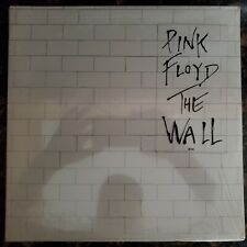 Pink Floyd The Wall Lp SEALED ORIGINAL 1st PRESSING Clear Hype Sticker 1979