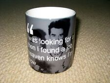 Morrissey The Smiths looking for a job and then i found a job MUG #2