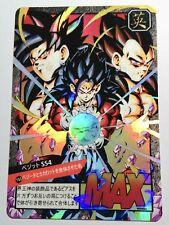 Carte dragon ball GT Fancard super battle Custom card prism Laser Y43 Part 5 Yjj