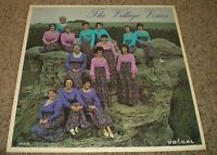The Village Voices Self-Titled~RARE Private Female Vocal Chorus~FAST SHIPPING!!!