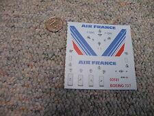 Airfix 1/144 decals Boeing 737-200 Air France  M99