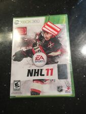 NHL 11  (Xbox 360, 2010) Brand New Factory Sealed