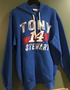 Glll Tony Stewart Zipper Jacket  *New**Free Shipping