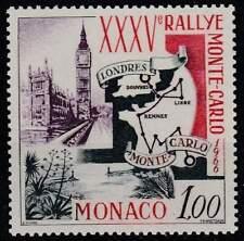 Monaco postfris 1966 MNH 824 - Ralley van Monte Carlo