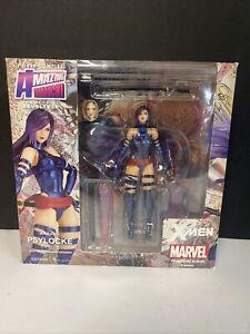 Amazing Yamaguchi No.010 Psylocke Kaiyodo Japan Complete
