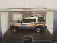 Land Rover Discovery 3 - Police, Model Cars, Oxford Diecast