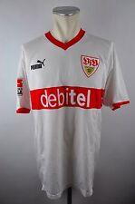 Vfb stuttgart camiseta 2003-04 talla XL puma debitel #9 streller liga Federal