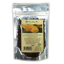 Certified Organic Dandelion Raw Root 50g Herbal Tea Premium Dried Herbs