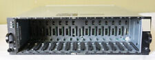 Dell Powervault Md 14-Bay Storage Array W/ 2* Amp01-Sim Controllers / Enclosure