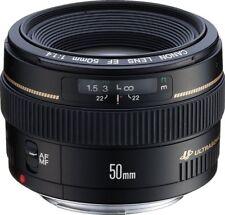 Canon EF 2515A004 50mm F/1.4 USM Lens
