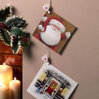 Card Holder NEW Christmas Hanging, Calendar Garland Card Peg