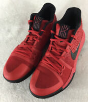 Nike Kyrie 3 Three Point Contest Men's Basketball Shoes Red 852395-600 Size 8