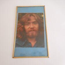 Photographie poster portrait personnage fait main art déco XXe PN France