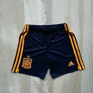 Spain Home football shirt 2020 Adidas FI6252 Young Size 9-10 YRS