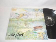 AIR CRAFT~So Near, So Far~1985 CATERO ORIG ELECTRONIC JAZZ LP RARE NMint